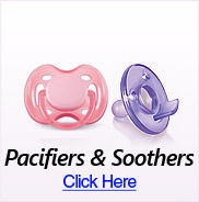 Pacifiers & Soothers