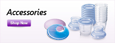 Avent Breast Pump Accessories