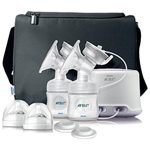 Avent SCF334/12 Double Electric Breast Pumps
