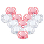 Avent SCF178/26-12 Pack Freeflow Orthodontic Pacifiers